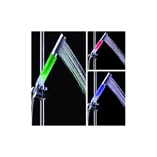 POMMEAU de douche bâton LED