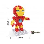 personnage à construire 183 pièces