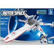 vaisseau spatial style S W à CONSTRUIRE 227 pcs