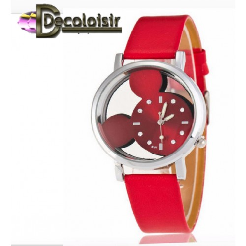 "MONTRE "" style mickey """