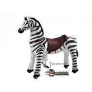 "CHEVAL  ""FUN cheval NOIR-GRAND"